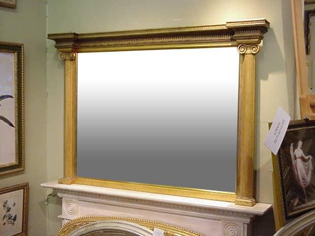 Ionic Mirror