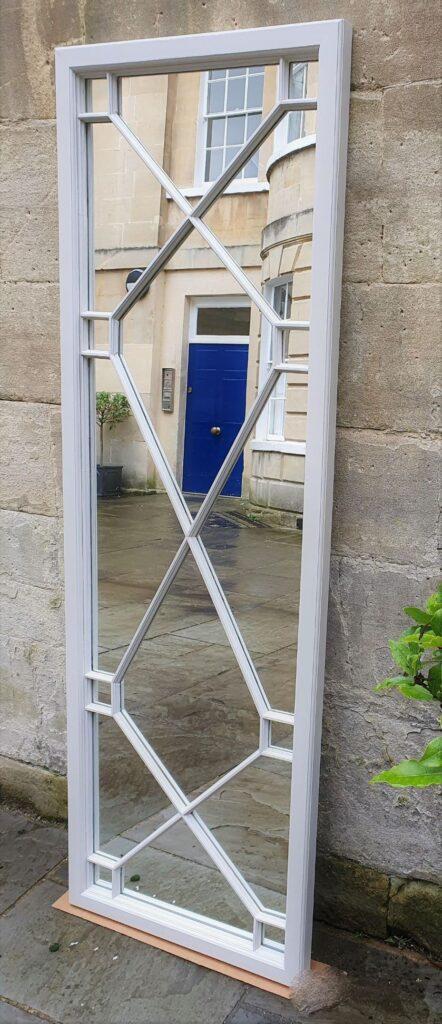 monte carlo glazed mirror